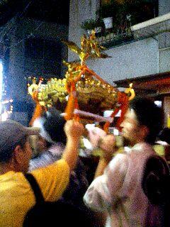 2006年荻窪白山神社例祭